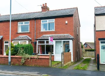 Thumbnail 3 bed end terrace house for sale in Spring Road, Orrell, Wigan