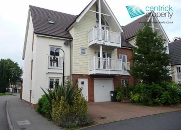 Thumbnail 5 bed semi-detached house to rent in Woodshires Road, Solihull