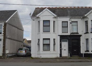 Thumbnail 2 bed flat to rent in Tirydail Lane, Ammanford