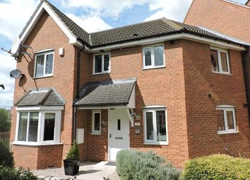 Thumbnail 3 bed town house for sale in Kingfisher Drive, Wombwell, Barnsley
