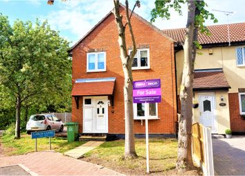 Thumbnail 3 bed end terrace house for sale in Larch Close, Basildon