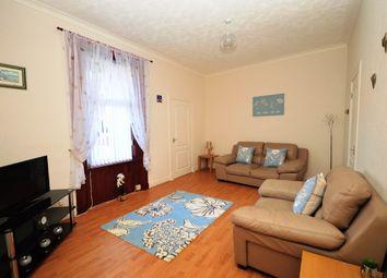 Thumbnail 1 bed flat to rent in Wellesley Road, Methil