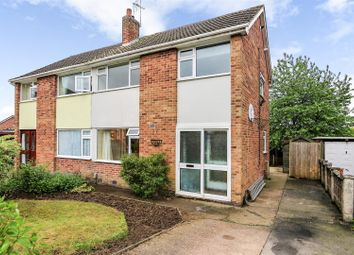 Thumbnail 3 bedroom semi-detached house for sale in Ferrers Close, Ashby-De-La-Zouch