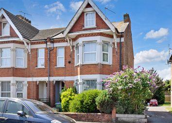 Thumbnail 2 bedroom flat for sale in Linden Road, Bognor Regis, West Sussex