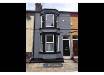 Thumbnail 2 bed terraced house to rent in Belhaven Road, Liverpool