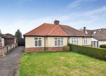 Thumbnail 2 bed semi-detached bungalow for sale in Pleasant Valley, Saffron Walden, Essex