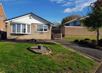 Thumbnail 2 bed detached bungalow for sale in Inglewood Avenue, Mickleover, Derby