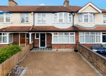 Thumbnail 3 bedroom terraced house for sale in Gomshall Avenue, Wallington