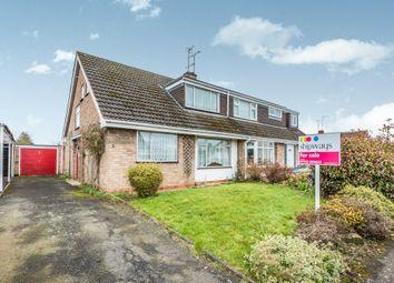 Thumbnail 2 bed semi-detached house for sale in Long Close, Hagley, Stourbridge