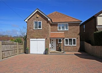 Thumbnail 4 bed detached house for sale in Lower Buckland Rd, Lymington, Hampshire