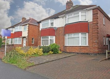 Thumbnail 2 bed semi-detached house to rent in St. Albans Road, Derby