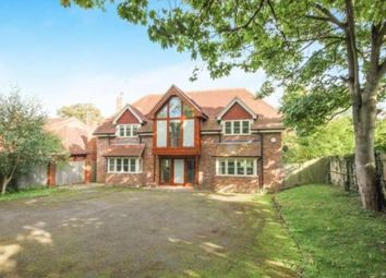 Thumbnail 4 bed detached house to rent in Park Lane, Old Basing, Basingstoke