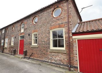 Thumbnail 2 bedroom semi-detached house to rent in Main Street, Hemingbrough, Selby