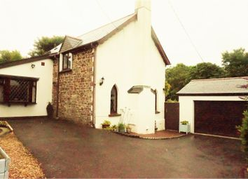 Thumbnail 3 bed detached house for sale in Hartland, Bideford