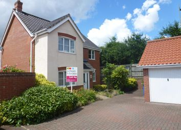 Thumbnail 4 bed property to rent in Swallow Tail Close, Norwich