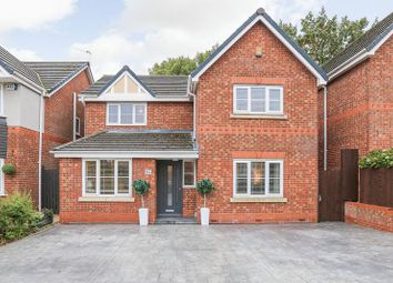 Thumbnail 4 bed detached house for sale in Crowther Drive, Winstanley, Wigan