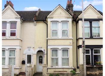 Thumbnail 4 bed terraced house for sale in Rainham Road, Chatham