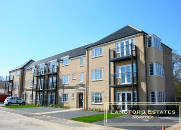 Thumbnail 2 bed flat for sale in Fairways, Norwich