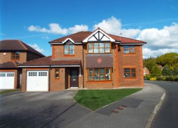 Thumbnail 5 bed detached house for sale in Ffordd Cae Canol, Denbigh, Trefnant, Denbighshire