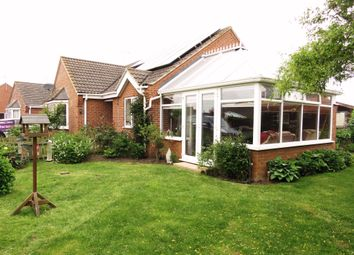 Thumbnail 3 bed detached bungalow for sale in The Paddocks, Great Hale, Sleaford