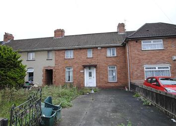 Thumbnail 3 bed terraced house for sale in St. Johns Lane, Bristol