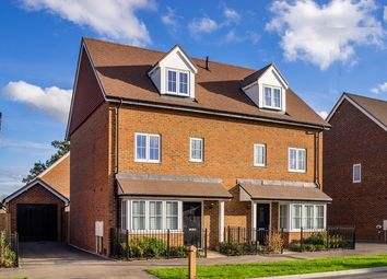 """Thumbnail 4 bed property for sale in """"The Darwin"""" at Reigate Road, Hookwood, Horley"""