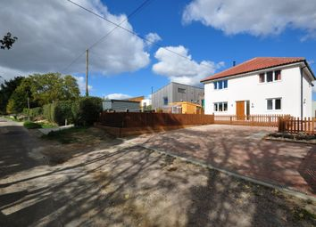 Thumbnail 4 bed detached house for sale in Brook Lane, Needham, Harleston
