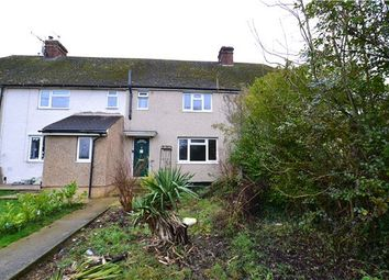 Thumbnail 3 bed terraced house for sale in Eynsham Road, Sutton, Witney, Oxfordshire