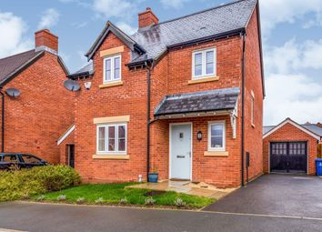 3 bed detached house for sale in Sorrel Crescent, Wootton, Northampton NN4