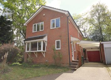 Thumbnail 4 bed detached house for sale in Bedford Close, Whitehill, Bordon