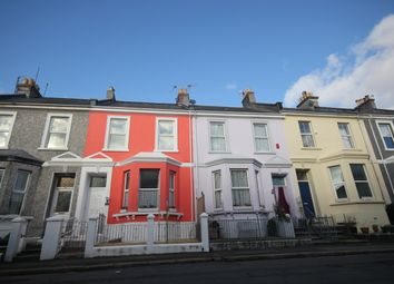 3 bed terraced house to rent in Palmerston Street, Stoke, Plymouth PL1