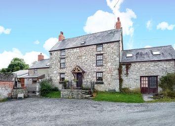 Thumbnail 6 bed detached house for sale in Llandegla, Wrexham