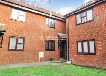 Thumbnail 1 bedroom terraced house for sale in Regent Court, Broome Place, Aveley, South Ockendon