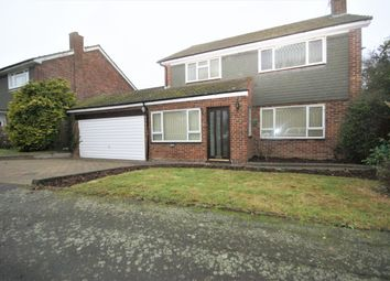 Thumbnail 4 bed detached house to rent in Poole Close, Ruislip, Middlesex