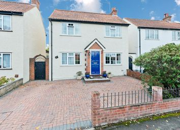 Thumbnail 4 bed detached house for sale in The Kingsway, Ewell Village Surrey