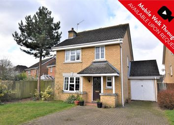 Thumbnail 4 bed detached house to rent in Clarence Drive, Camberley