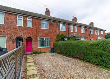 Thumbnail 2 bed terraced house for sale in Heath Road, Lexden, Colchester