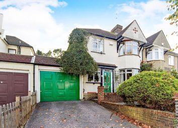 Thumbnail 3 bed semi-detached house for sale in Penwortham Road, Sanderstead, South Croydon, Surrey