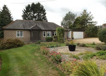 Thumbnail 4 bed bungalow for sale in Weir Lane, Houghton-On-The-Hill, Leicester, Leicestershire
