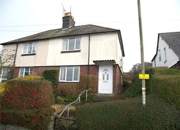 Thumbnail 2 bedroom semi-detached house for sale in Bridge View, Milford, Belper