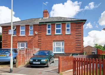 Thumbnail 3 bed semi-detached house for sale in Woodwater Lane, Exeter