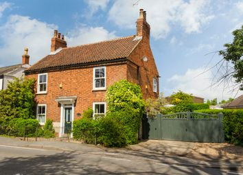 Thumbnail 4 bed cottage for sale in Wellow Road, Ollerton