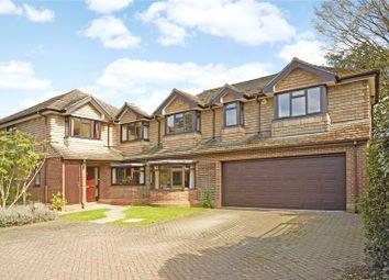 Thumbnail 6 bed detached house for sale in Park Drive, Weybridge, Surrey