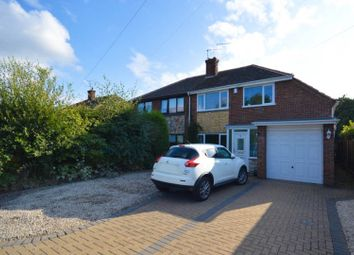 Thumbnail 4 bed semi-detached house for sale in Bucks Hill, Nuneaton