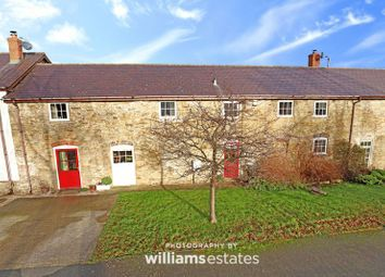 Thumbnail 4 bed barn conversion for sale in Maes Celyn, Northop, Mold