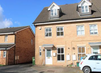 Thumbnail 3 bed end terrace house to rent in Wharfdale Square, Cheltenham