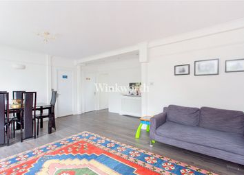 Thumbnail 2 bed flat for sale in Highfield Court, Highfield Road, London