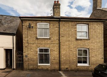 Thumbnail 3 bed cottage for sale in Great Whyte, Ramsey, Huntingdon, Cambridgeshire.