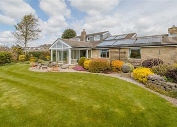 Thumbnail 6 bed detached bungalow for sale in 5, Hill Close, Salendine Nook