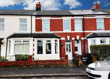 2 bed terraced house for sale in Lincoln Street, Canton, Cardiff CF5